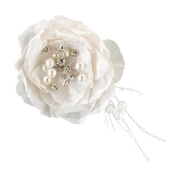 Chic & Shabby Hair Clip/Pin Decoration-Clips-Here Comes The Bling™