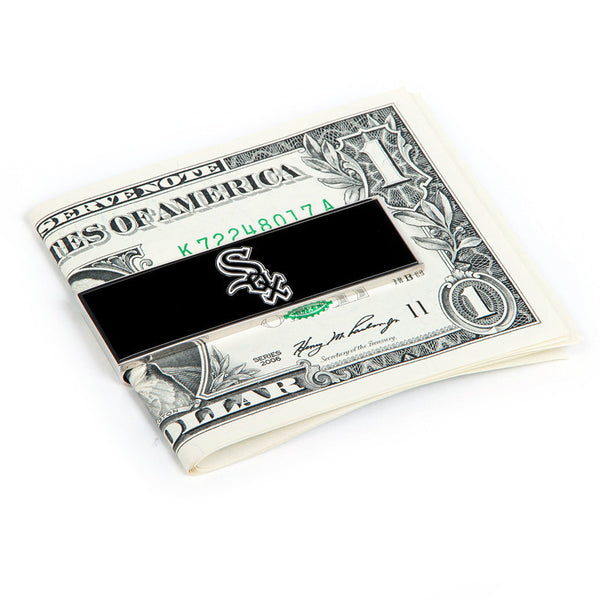Chicago White Sox Money Clip-Money Clip-Here Comes The Bling™