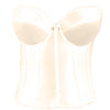Classic Bridal Corset Bra in Ivory-Bra-Here Comes The Bling™