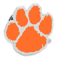 Clemson University Tigers Lapel Pin-Lapel Pin-Here Comes The Bling™