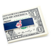 Cleveland Indians Money Clip-Money Clip-Here Comes The Bling™