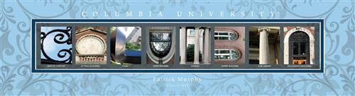 College Campus Art - Columbia University-Art-Here Comes The Bling™