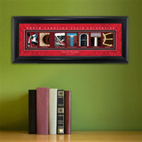 College Campus Art - North Carolina State University-Art-Here Comes The Bling™