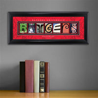 College Campus Art - Rutgers University-Art-Here Comes The Bling™