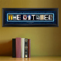 College Campus Art - The Citadel-Art-Here Comes The Bling™