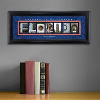 College Campus Art - University of Florida-Art-Here Comes The Bling™