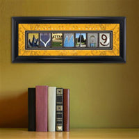 College Campus Art - University of Wyoming-Art-Here Comes The Bling™