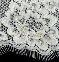 Couture Chantilly Lace Cathedral Veil-Veils-Here Comes The Bling™