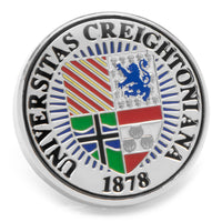 Creighton University Lapel Pin-Lapel Pin-Here Comes The Bling™