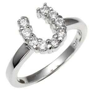 Cubic Zirconia Colt Ring-Rings-Here Comes The Bling™