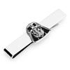Darth Vader Head Tie Bar-Tie Bar/Tie Clip-Here Comes The Bling™