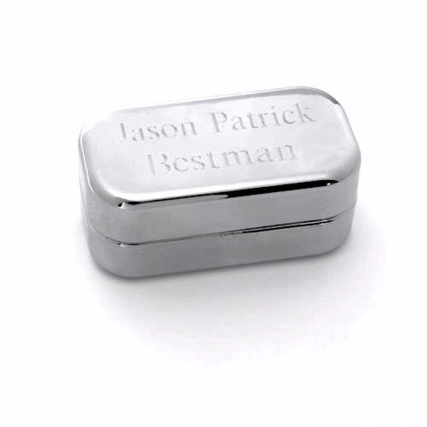 Dashing Cuff Links with Personalized Case - STICKSHIFT-Cufflinks-Here Comes The Bling™