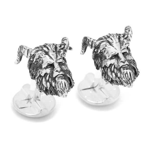 Disney's Beauty and The Beast - 3D New Beast Head Cufflinks-Cufflinks-Here Comes The Bling™
