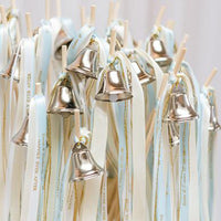 DIY Ribbon Wand Kit Pack of 12-Favors-Bell-Here Comes The Bling™