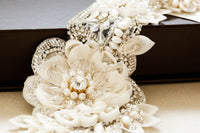 Elizabeth Bridal Sash by MillieIcaro-Sash-Here Comes The Bling™
