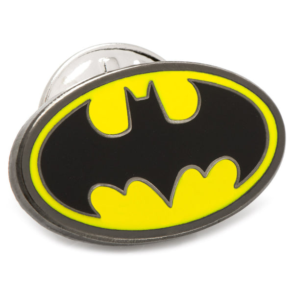 Enamel Batman Lapel Pin-Lapel Pin-Here Comes The Bling™