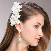 Evella Flower-Hair Pins-Here Comes The Bling™