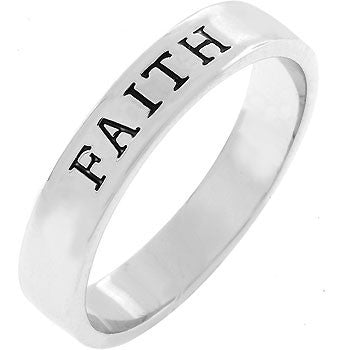 Faith Fashion Band-Rings-Here Comes The Bling™