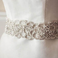 Fleur Sash by MillieIcaro-Sash-Here Comes The Bling™