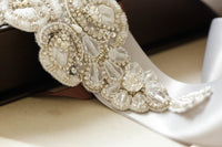 Flora Sash by MillieIcaro-Sash-Here Comes The Bling™