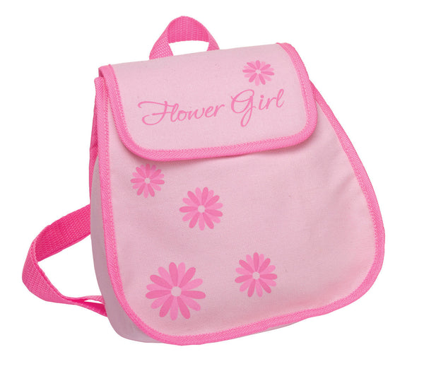 Flower Girl Backpack-Girls-Bags-Here Comes The Bling™