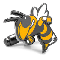 Georgia Tech Yellow Jackets Cufflinks-Cufflinks-Here Comes The Bling™