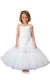 Girls 2 Layer Skirt Petticoat