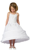 Girls 2 Ring Hoop Skirt Petticoat-Girls-Accessories-Here Comes The Bling™