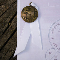 Globe Charms Gold Pack of 12-Decor-Accents-Here Comes The Bling™