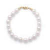 Grade AAA Cultured Akoya Pearl Bracelet-Bracelets-Here Comes The Bling™