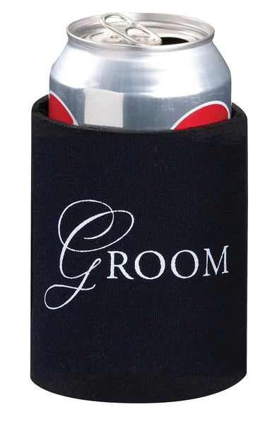 Groom Cup Cozy-Cup Coozy-Here Comes The Bling™
