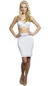 Highrise Short Shapewear Slip-Shapewear-Here Comes The Bling™