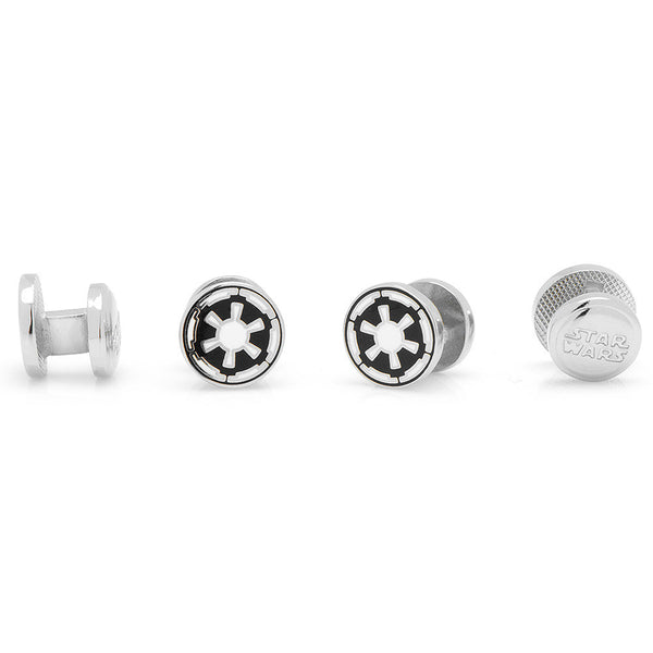 Imperial Empire Symbol Studs-Tux Stud Set-Here Comes The Bling™