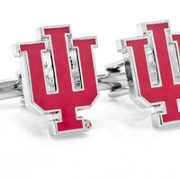 Indiana University Hoosiers Cufflinks-Cufflinks-Here Comes The Bling™