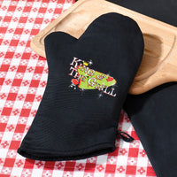 King of The Grill Oven Mitt-Grill-Here Comes The Bling™