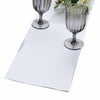 White Cotton Table Runner - Blank