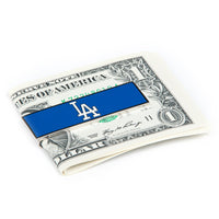 LA Dodgers Money Clip-Money Clip-Here Comes The Bling™
