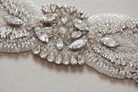 Laces Sash by MillieIcaro-Sash-Here Comes The Bling™