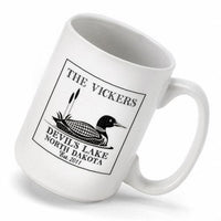 Lake House - Cabin Coffee Mug-Coffee Mugs-Here Comes The Bling™