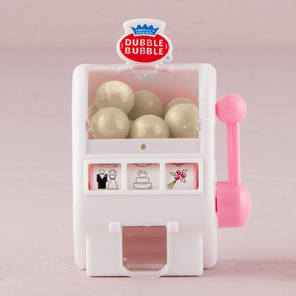 Las Vegas Gumball Slot Machine Wedding Favor (Pack of 2)-Favors-Edible-Here Comes The Bling™