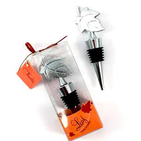 Leaf Wine Stopper in Gift Packaging-Favors-Bottle Stopper-Here Comes The Bling™