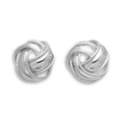 Love Knot Earrings-Earrings-Here Comes The Bling™