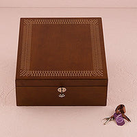 Love Letter Ceremony Wine Box Toasting Goblets Gift Set-Wine Box-Here Comes The Bling™