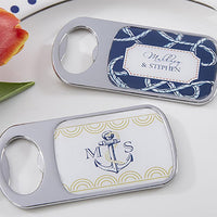 Maritime Nautical Bottle Openers (set of 24)-Favors-Bottle Opener-Here Comes The Bling™