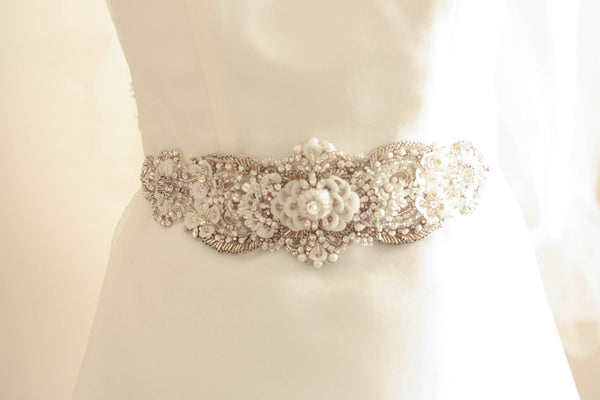 Mdina Sash by MillieIcaro-Sash-Here Comes The Bling™