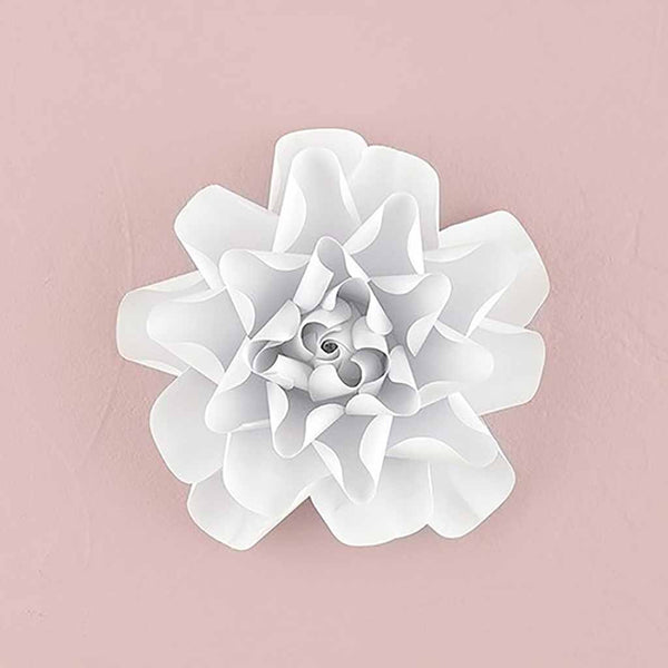 Medium DIY Paper Dahlia Décor Flower-Decor-Hanging-Here Comes The Bling™
