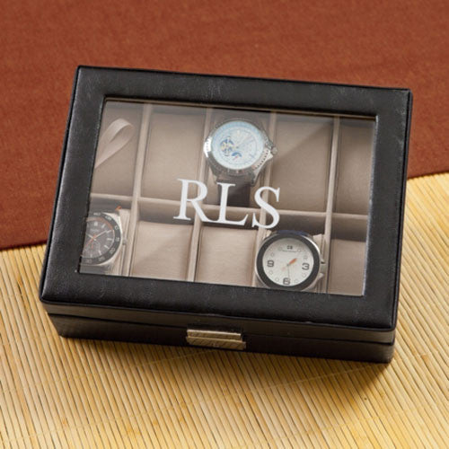 Men's Watch Box-Mens-Cases-Here Comes The Bling™