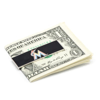 Miami Marlins Money Clip-Money Clip-Here Comes The Bling™