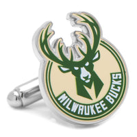 Milwaukee Bucks Cufflinks-Cufflinks-Here Comes The Bling™