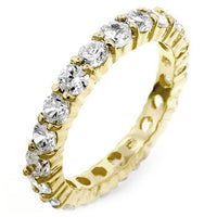 Mini Sophia Eternity Band-Rings-Here Comes The Bling™